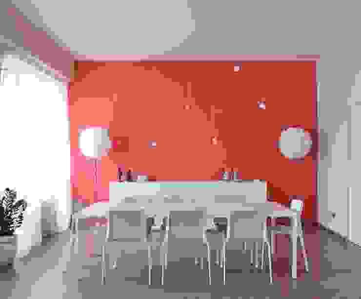 Emanuela Orlando Progettazione Salle à manger moderne