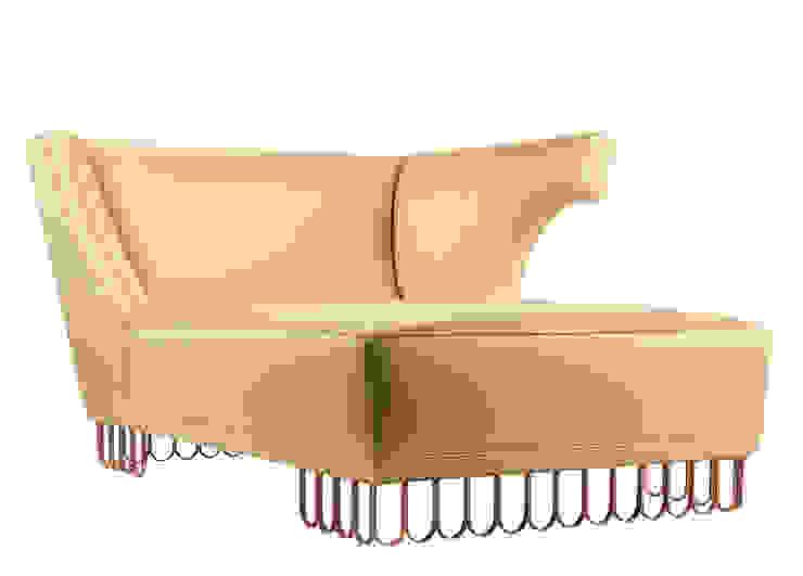 Colección Casa Decor 2014_ Chaise longue de moreandmore design Ecléctico