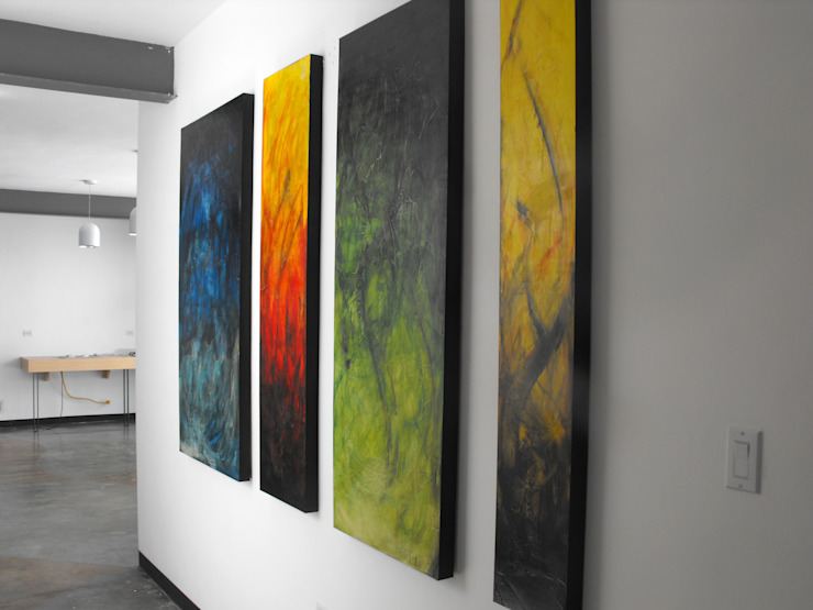 Galeria Ivan Guaderrama ArtworkOther artistic objects