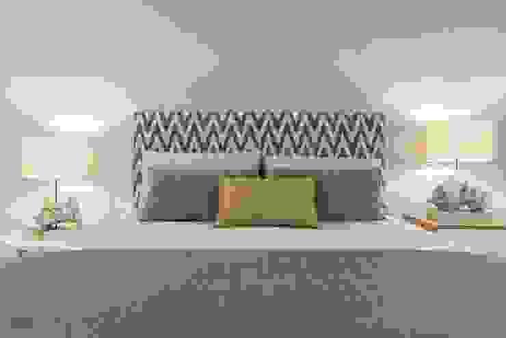 Moderne Schlafzimmer von Ana Rita Soares- Design de Interiores Modern