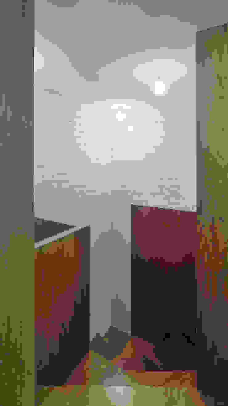 DOMOESTUDIO Oficinas y tiendas de estilo moderno de soma [arquitectura imasd] Moderno
