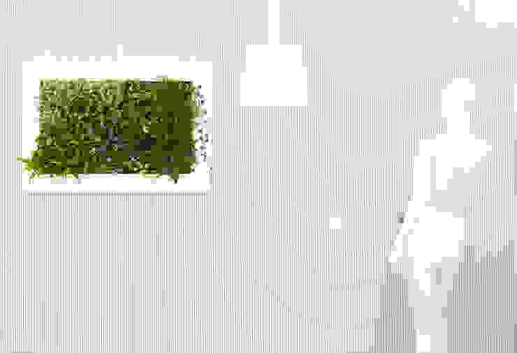 MEETING POINT Salones de estilo moderno de soma [arquitectura imasd] Moderno