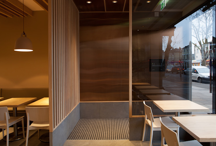 Hare & Tortoise, Chiswick Minimalist gastronomy by S&Y Architects Minimalist