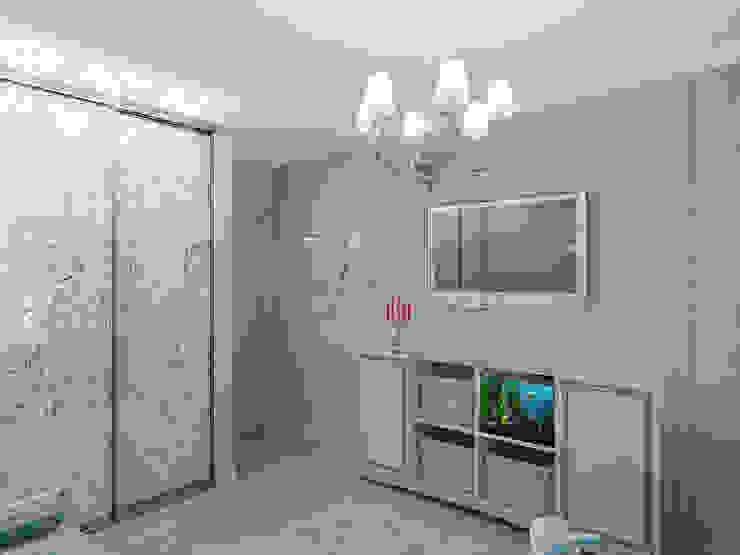Легкая классика Детская комнатa в классическом стиле от Алиса Ерыкова Художественное проектирование Классический