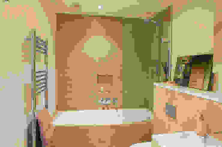 Lysia Street Moderne badkamers van S&Y Architects Modern