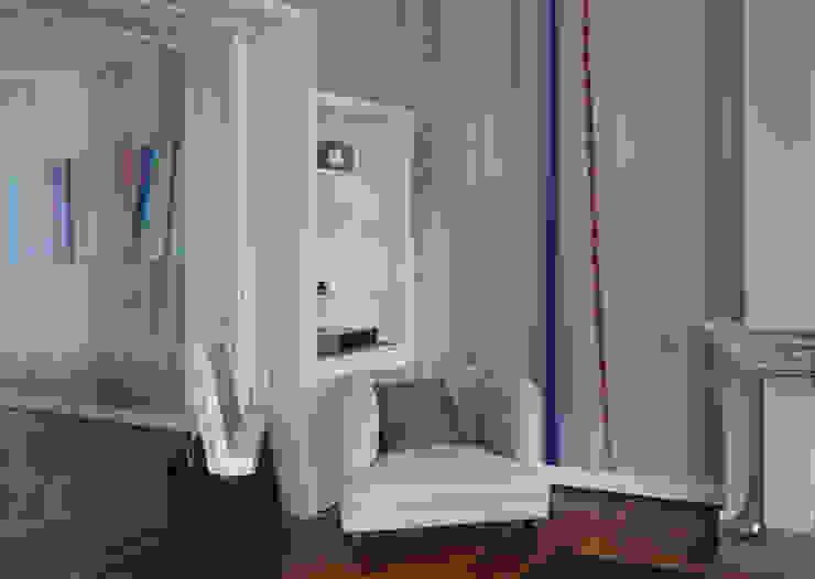 en suite Rotterdam:  Muren door Workingbert, Eclectisch