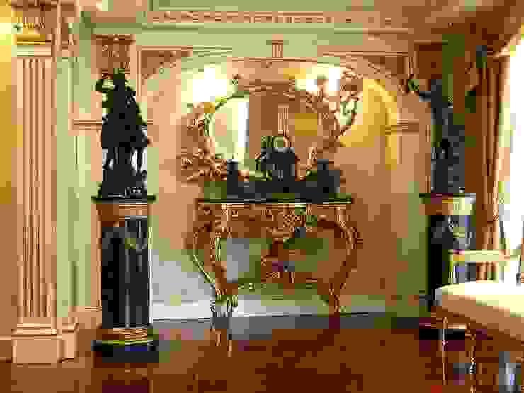 High decoration private project de Estilo DECORARCHER Clásico