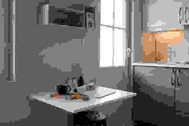 Кухня в стиле модерн от Insides Модерн