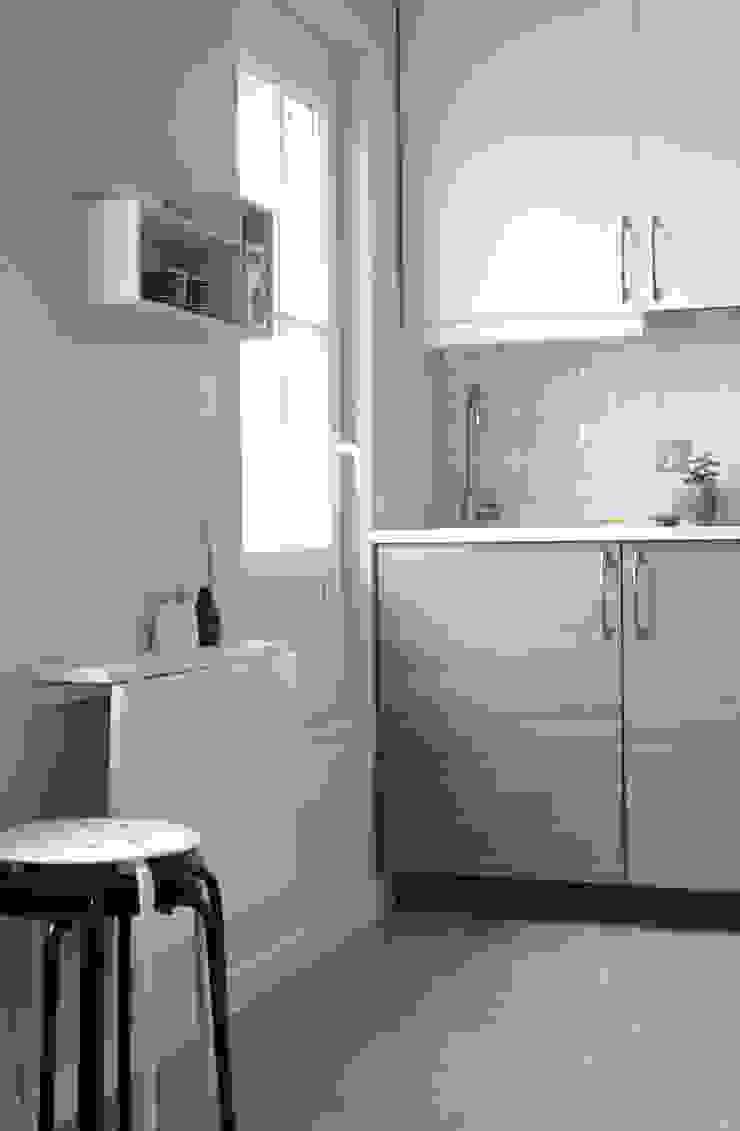 Mini-cuisine Cuisine moderne par Insides Moderne