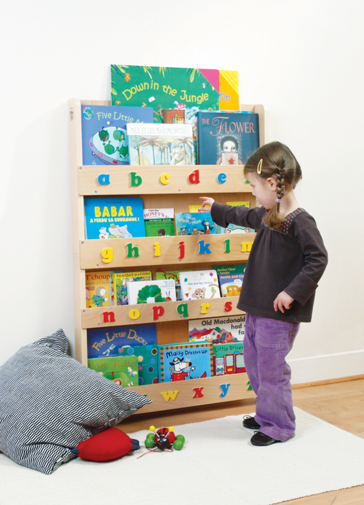 Tidy Books Children's Bookcases: modern  by Tidy Books, Modern