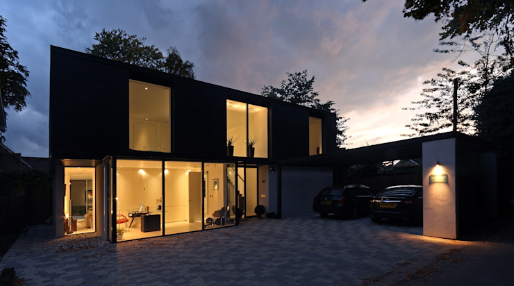 ​Brixham House Casas modernas: Ideas, imágenes y decoración de Tye Architects Moderno