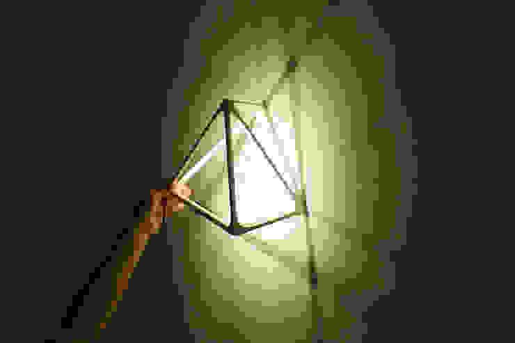Luminaire Molecula de Benjamin Miglioe Benjamin MIGLIORE SalonesIluminación