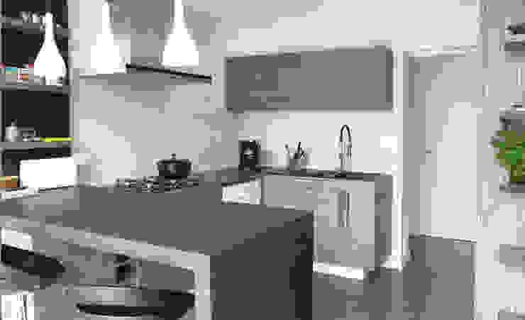Modern Kitchen by Gilles Cornevin SARL Modern