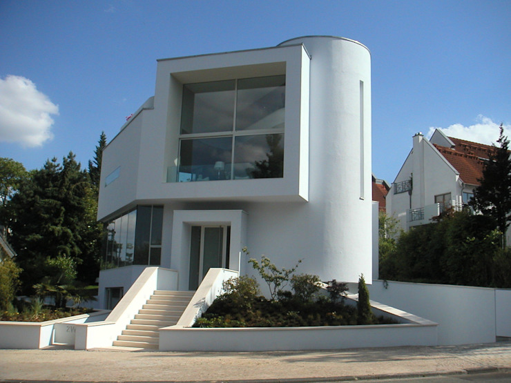Neugebauer Architekten BDA Modern houses