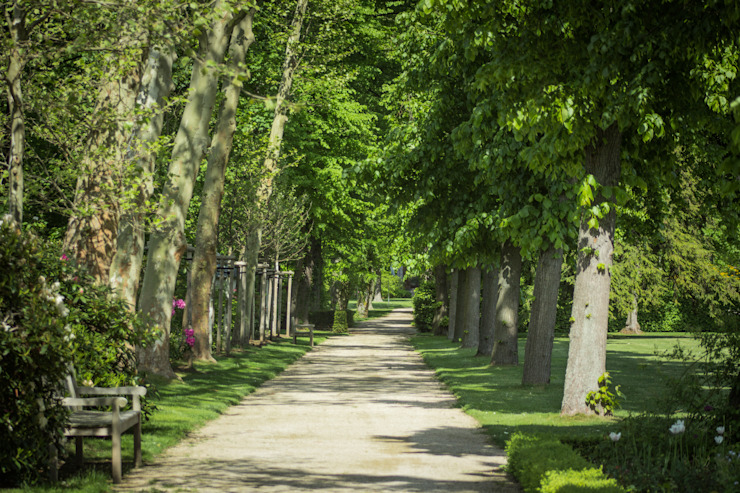 Kurpromenade III GFSL clausen landschaftsarchitekten gruen fuer stadt + leben Klassische Krankenhäuser
