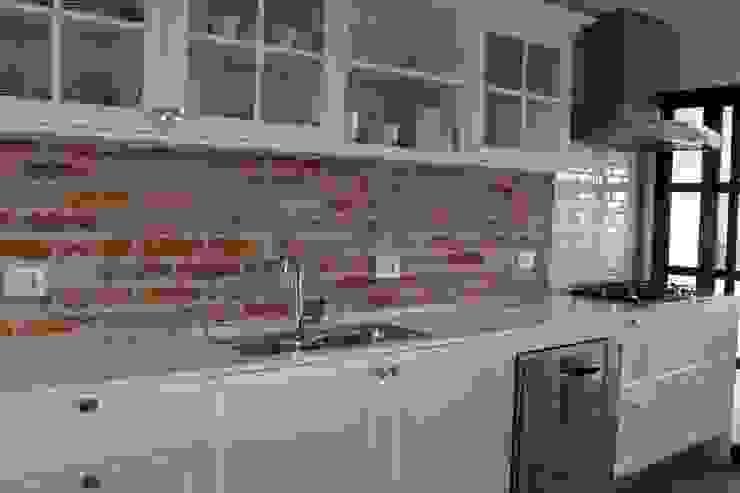 Cozinha - Apartamento São Paulo por Vaiano e Rossetto Arquitetura e Interiores Clássico