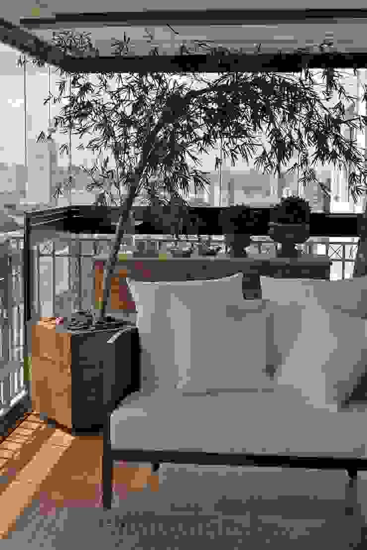 Apartamento São Paulo por Vaiano e Rossetto Arquitetura e Interiores Clássico