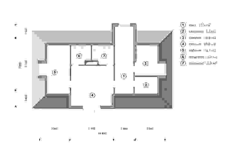 Загородный дом Дома в колониальном стиле от Максим Любецкий Колониальный