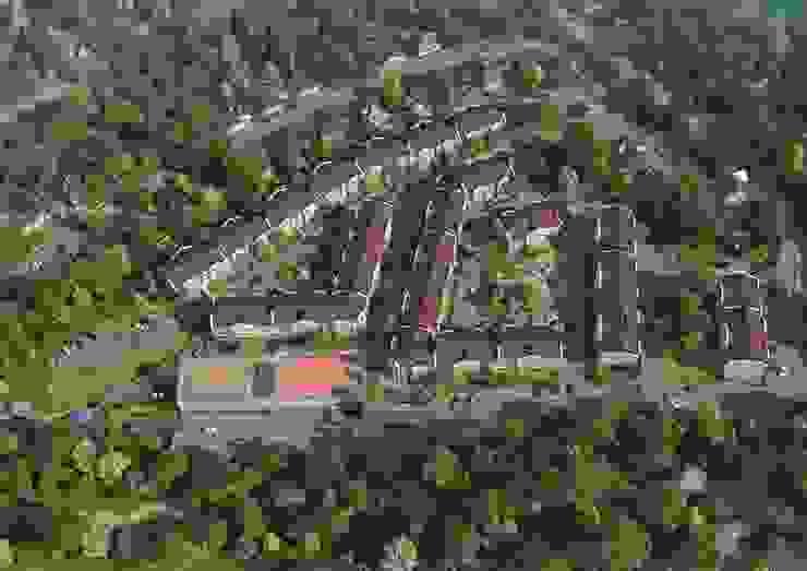 ЖК <q>Молодежный квартал</q> Дома в классическом стиле от Максим Любецкий Классический