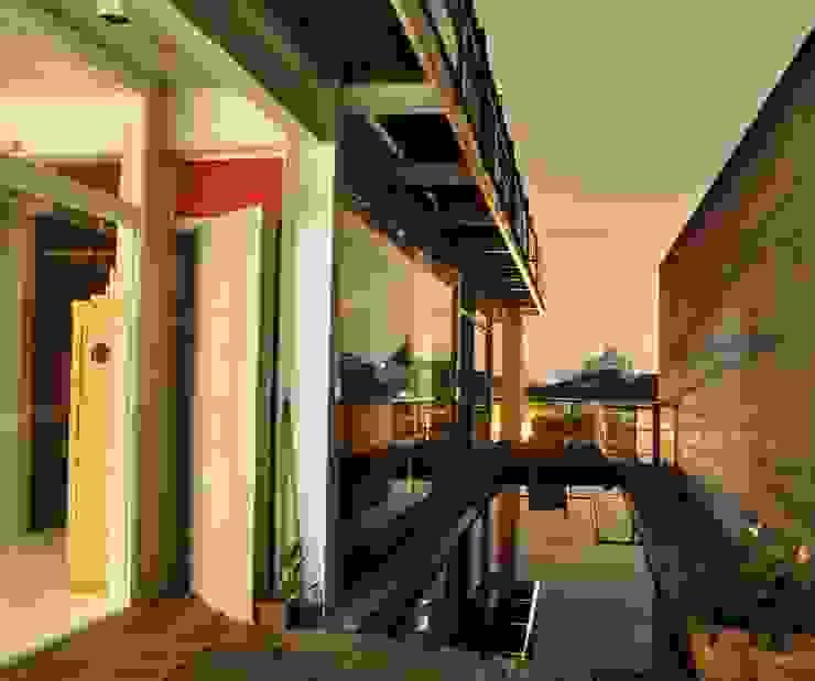 Piscina Piscinas modernas por Lima Pinheiro Arquitetos Moderno