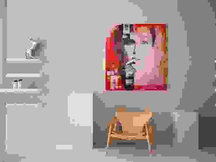 Beauty salon Спа в эклектичном стиле от SHKAF interior architects Эклектичный