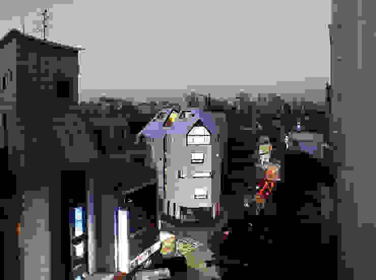 房子 by designband YOAP, 北歐風