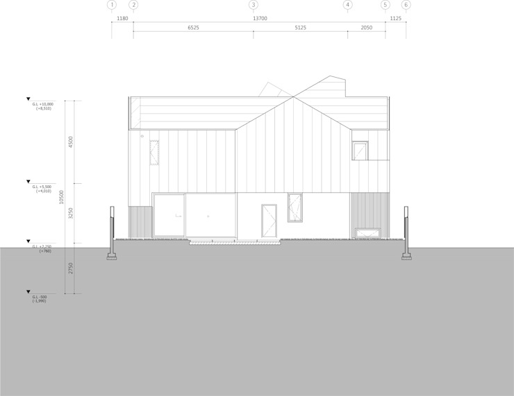 Yeon-hui dong house by ISON ARCHITECTS