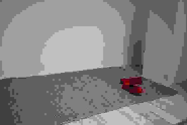 knitted sisal rug di raffaella brunzin handmade Minimalista