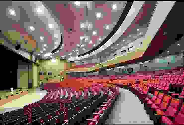 벡스코 모던 스타일 컨퍼런스 센터 by (주)일신설계종합건축사사무소 모던