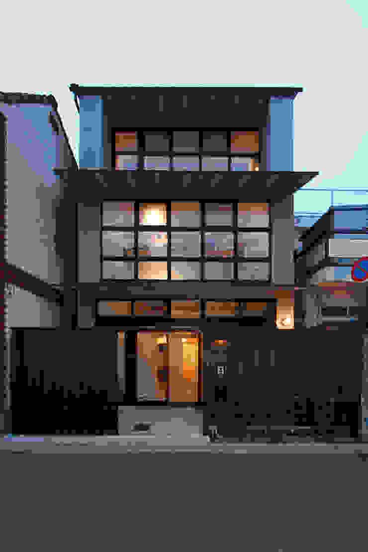 Domaine T オリジナルな 家 の FORMA建築研究室 オリジナル