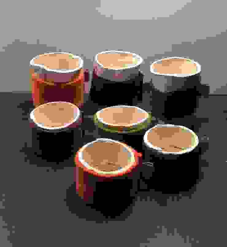 pyjamas mug di raffaella brunzin handmade Minimalista