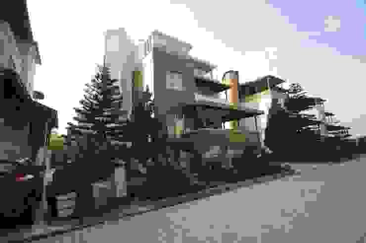 DerganÇARPAR Mimarlık Mediterranean style houses