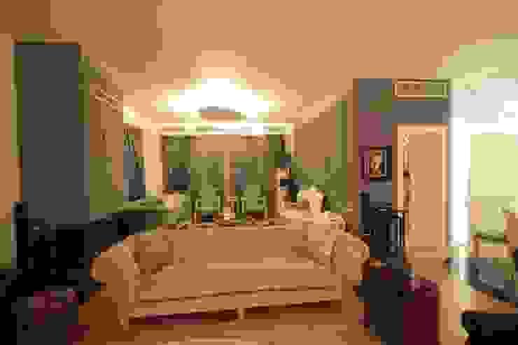 Modern living room by DerganÇARPAR Mimarlık Modern