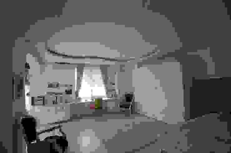 AHMET ASLI İLHAN EVİ Minimalist Çocuk Odası DerganÇARPAR Mimarlık Minimalist