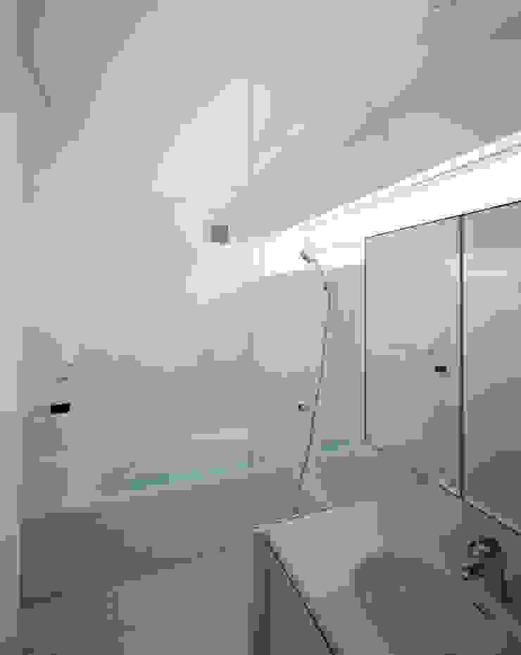 スキップテラスの家 オリジナルスタイルの お風呂 の 西島正樹/プライム一級建築士事務所 オリジナル