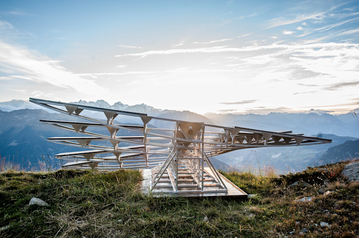 Our Impermanent Walk, Eve Bailey Modern museums by Verbier 3-D Modern