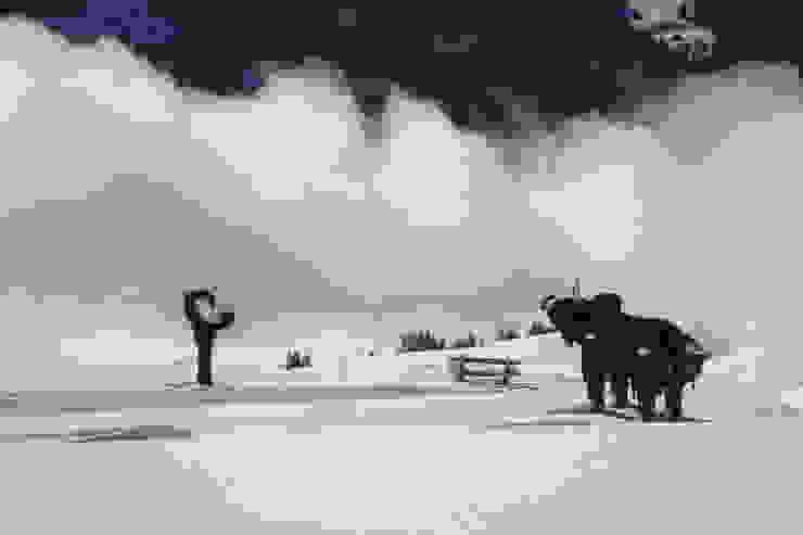 Samsara, Kiki Thompson and Elephant Walk, Zak Ové Verbier 3-D Modern museums