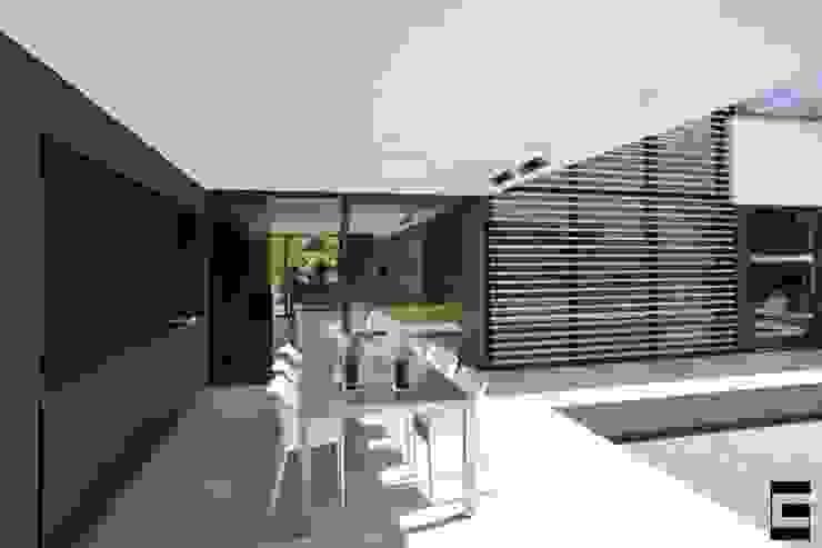 Woonhuis 47044 Moderne zwembaden van Geert van den Oetelaar Architect Modern