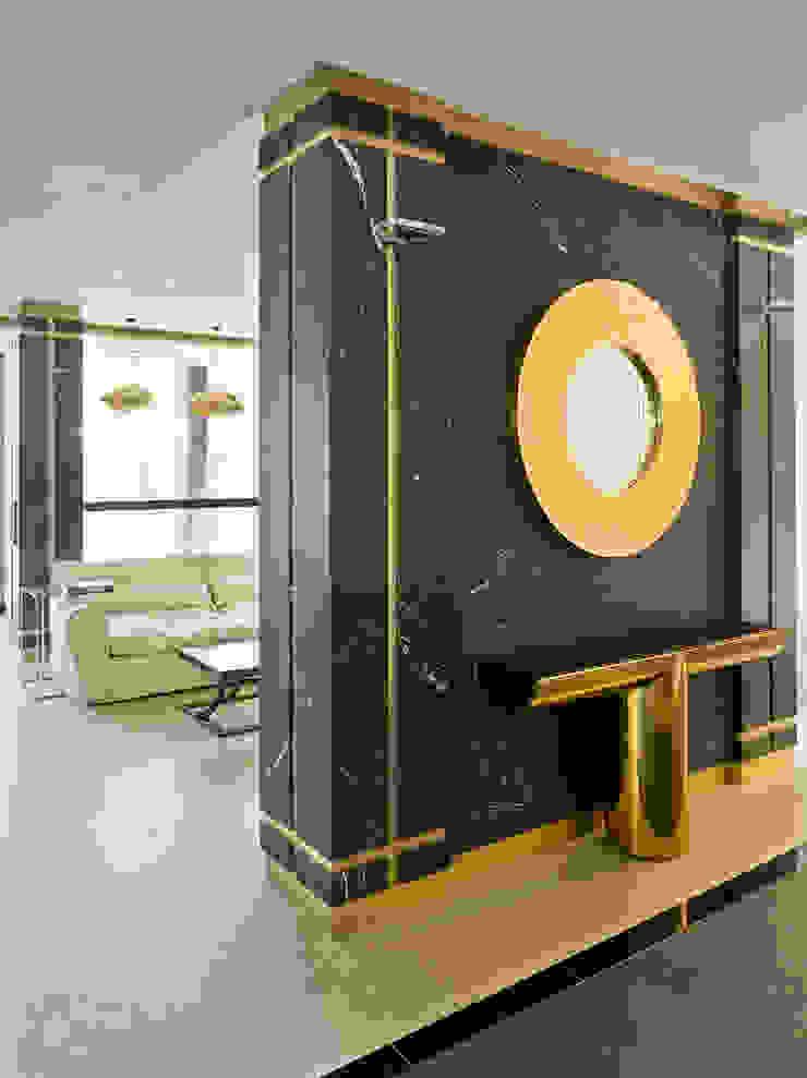 Salas de estilo minimalista de FullHouseDesign Minimalista