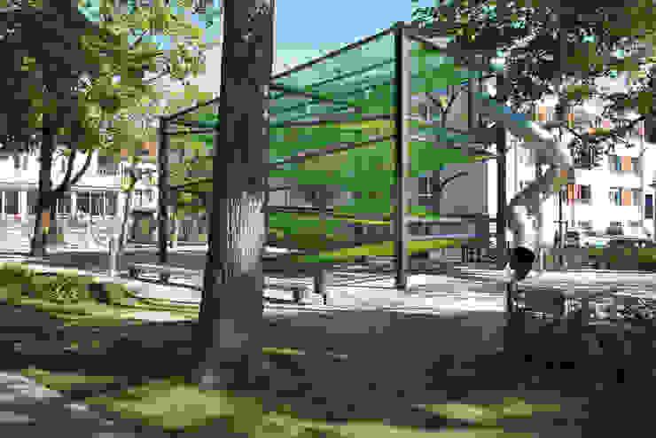Netzvilla, Spielplatz am Promenadenband Moderner Garten von A24 Landschaft Landschaftsarchitektur GmbH Modern