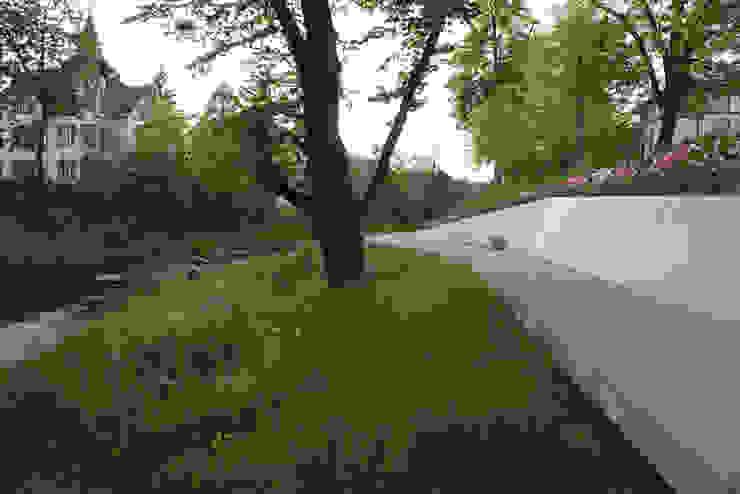 Josefsbachpromenade Moderner Garten von A24 Landschaft Landschaftsarchitektur GmbH Modern
