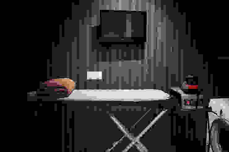 Morris под боком Ванная комната в эклектичном стиле от Ekaterina Saranduk Эклектичный