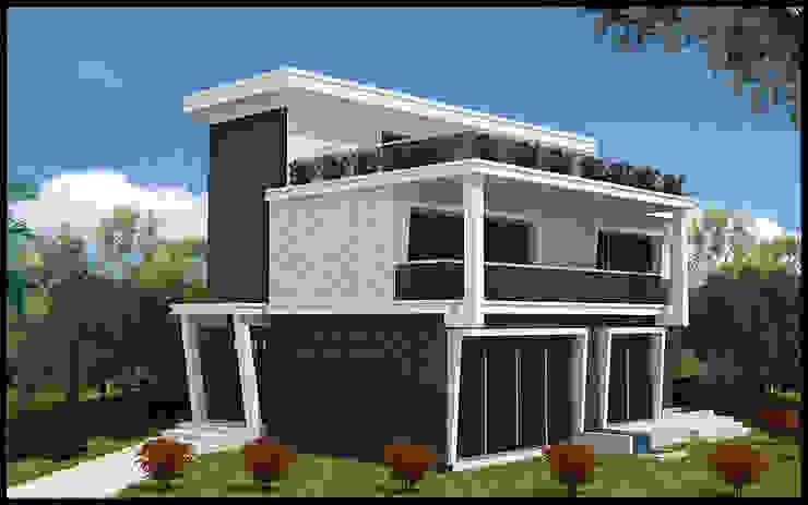 HERA Mimarlık & İçmimarlık Minimalist Evler HERA Mimarlık & İçmimarlık Minimalist