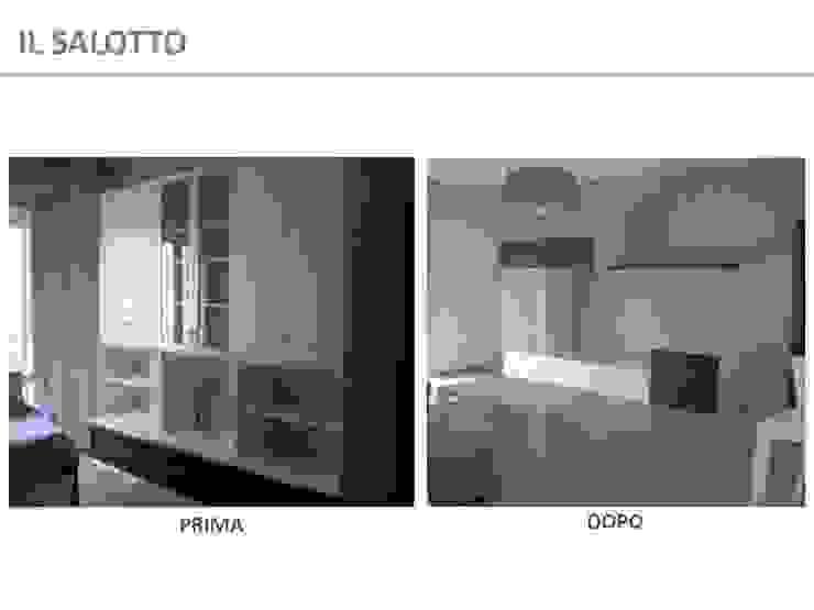 Home Staging – Prima e dopo di Kamaleontika