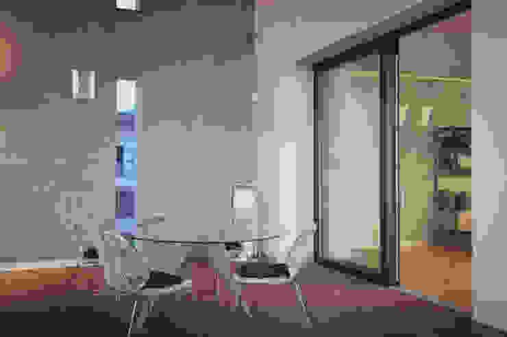 terrazzo Giardino d'inverno minimalista di Marg Studio Minimalista