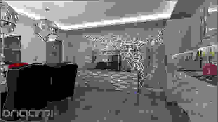 Nhà bếp phong cách hiện đại bởi Origami Mobilya Hiện đại