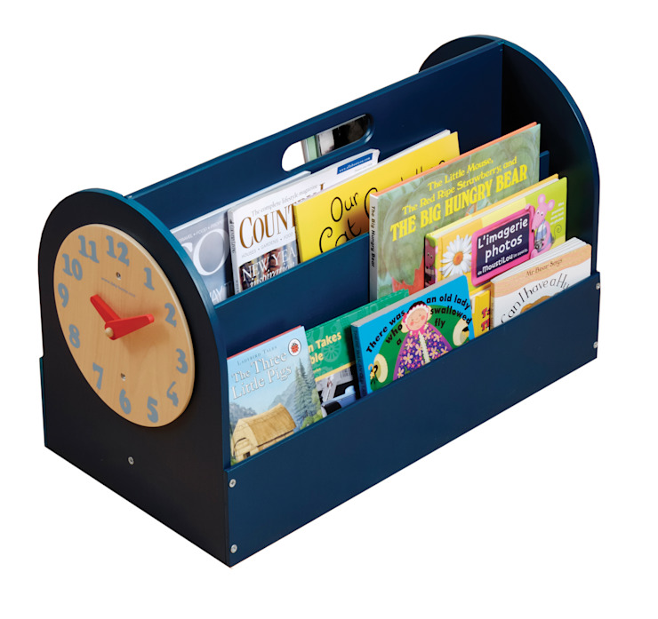 Tidy Books Children's Book Box - blue de Tidy Books Moderno