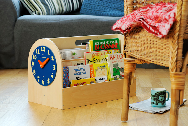 Tidy Book Children's Book Box - natural: modern  by Tidy Books, Modern