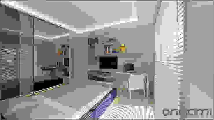 Modern Kid's Room by Origami Mobilya Modern