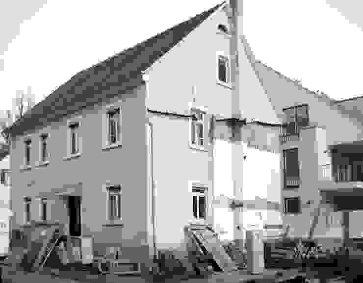 Wohnhaus mit Büro FFM-ARCHITEKTEN. Tovar + Tovar PartGmbB